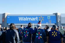 Walmart reopens Thursday, Nov. 14, in El Paso. The Walmart closed Aug. 3 after a gunman opened fire killing 22 and injuring 25.