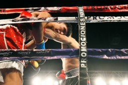 Robert Garcia boxes Rey Trujillo Saturday, Feb. 1, at Inn of the Mountain Gods in Mescalero, N.M.